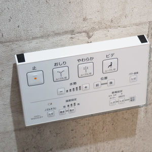 スカイクレストビュー芝浦(2階,5470万円)のトイレ