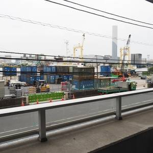 スカイクレストビュー芝浦(2階,)のお部屋からの眺望