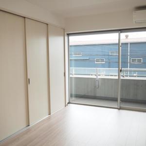 スカイクレストビュー芝浦(2階,)の居間(リビング・ダイニング・キッチン)