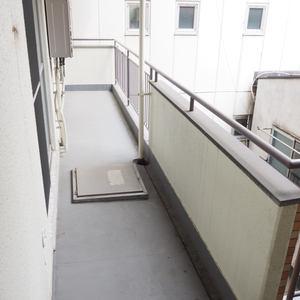 ネオハイツ田町(3階,)のバルコニー