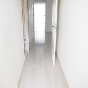 ローレルプラザ田町(8階,3680万円)のお部屋の廊下