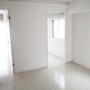 ローレルプラザ田町(8階,3680万円)の居間(リビング・ダイニング・キッチン)