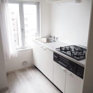 ローレルプラザ田町(8階,3680万円)のキッチン