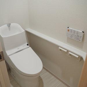 ローレルプラザ田町(8階,3680万円)のトイレ