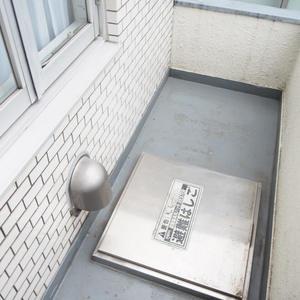 ローレルプラザ田町(8階,3680万円)のバルコニー