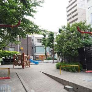 エル・アルカサル三田の近くの公園・緑地