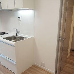 エル・アルカサル三田(4階,)のキッチン