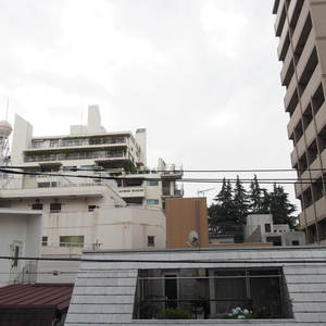 エル・アルカサル三田(4階,)のお部屋からの眺望