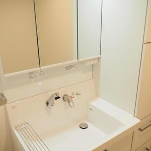 エル・アルカサル三田(4階,)の化粧室・脱衣所・洗面室