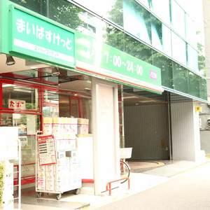 パラスト白山の周辺の食品スーパー、コンビニなどのお買い物