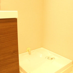 パラスト白山(9階,)の化粧室・脱衣所・洗面室