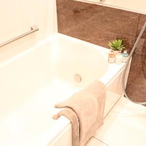パラスト白山(9階,)の浴室・お風呂