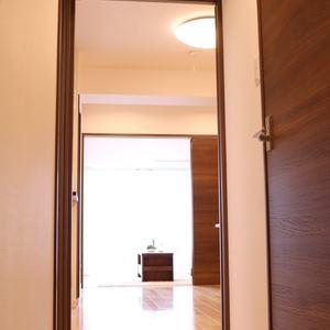 パラスト白山(9階,)のお部屋の廊下