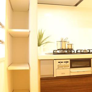 パラスト白山(9階,)のキッチン
