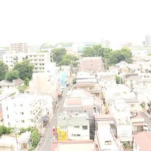 東急ドエルアルス白山(9階,)のお部屋からの眺望