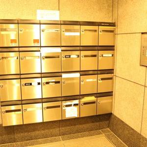 東急ドエルアルス白山のエレベーターホール、エレベーター内