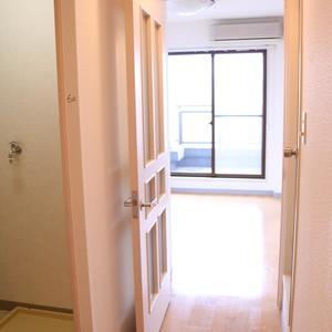 東急ドエルアルス白山(9階,)のお部屋の廊下