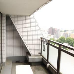 東急ドエルアルス白山(9階,)のルーフバルコニー