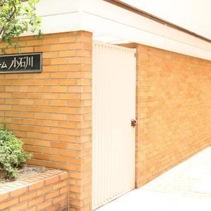 ドリーム小石川のマンションの入口・エントランス