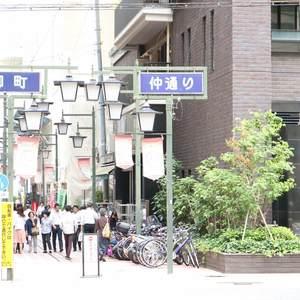 ドリーム小石川の最寄りの駅周辺・街の様子