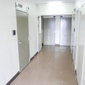 シャルム錦糸町(8階,)のフロア廊下(エレベーター降りてからお部屋まで)