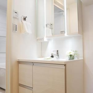 シャルム錦糸町(8階,)の化粧室・脱衣所・洗面室