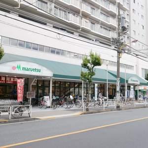 シャルム錦糸町の周辺の食品スーパー、コンビニなどのお買い物