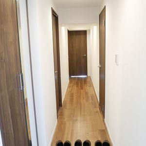 シャルム錦糸町(8階,)のお部屋の廊下