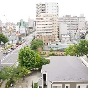 シャルム錦糸町(8階,)のお部屋からの眺望