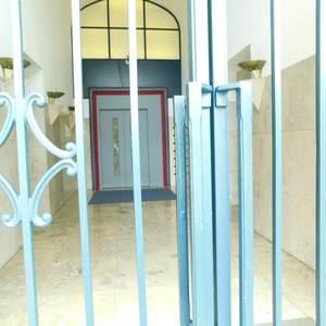 パークコート中落合のマンションの入口・エントランス