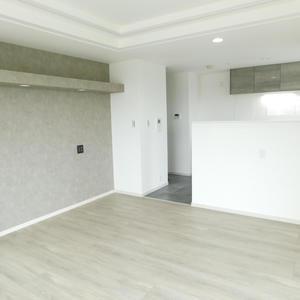 パークコート中落合(2階,7990万円)の居間(リビング・ダイニング・キッチン)