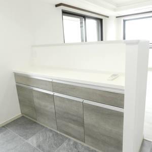パークコート中落合(2階,7990万円)のキッチン