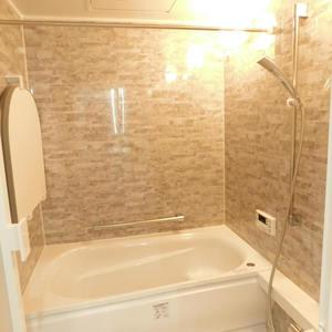 パークコート中落合(2階,7990万円)の浴室・お風呂