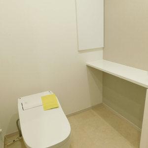 パークコート中落合(2階,)のトイレ