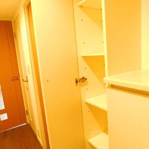 サンクタスデュオ下落合コートA(7階,5380万円)のお部屋の玄関