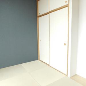 サンクタスデュオ下落合コートA(7階,5380万円)の和室