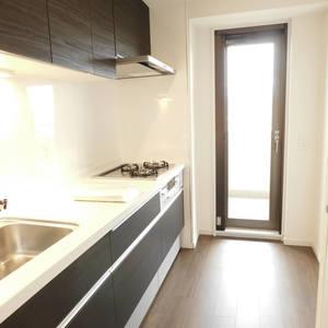 サンクタスデュオ下落合コートA(7階,5380万円)のキッチン