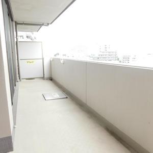 サンクタスデュオ下落合コートA(7階,5380万円)のバルコニー