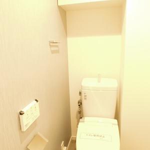 サンクタスデュオ下落合コートA(7階,5380万円)のトイレ