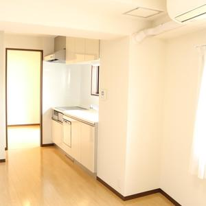 マンション小石川(4階,)のダイニング