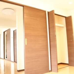 マンション小石川(4階,)の洋室