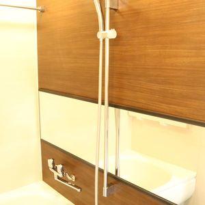 マンション小石川(4階,)の浴室・お風呂