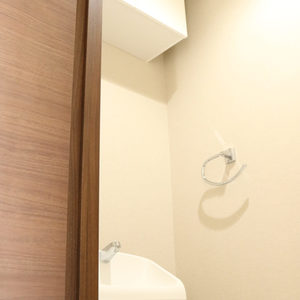 マンション小石川(4階,)のトイレ
