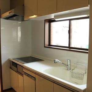 マンション小石川(4階,)のキッチン