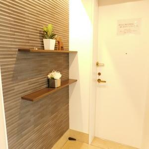 エンブレム下落合(3階,7180万円)のお部屋の玄関