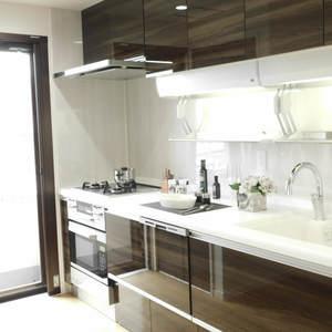 エンブレム下落合(3階,7180万円)のキッチン