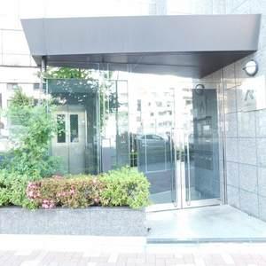 池袋西アムフラットのマンションの入口・エントランス