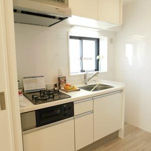 池袋西アムフラット(10階,)のキッチン