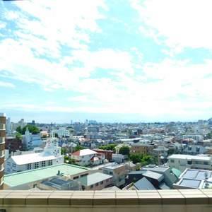 池袋西アムフラット(10階,)のお部屋からの眺望