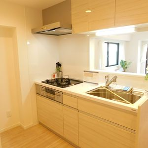 セザール池袋要町(3階,3799万円)のキッチン